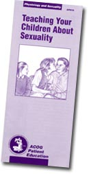 cover of Teaching Your Children about Sexuality
