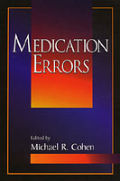 cover of Medication Errors